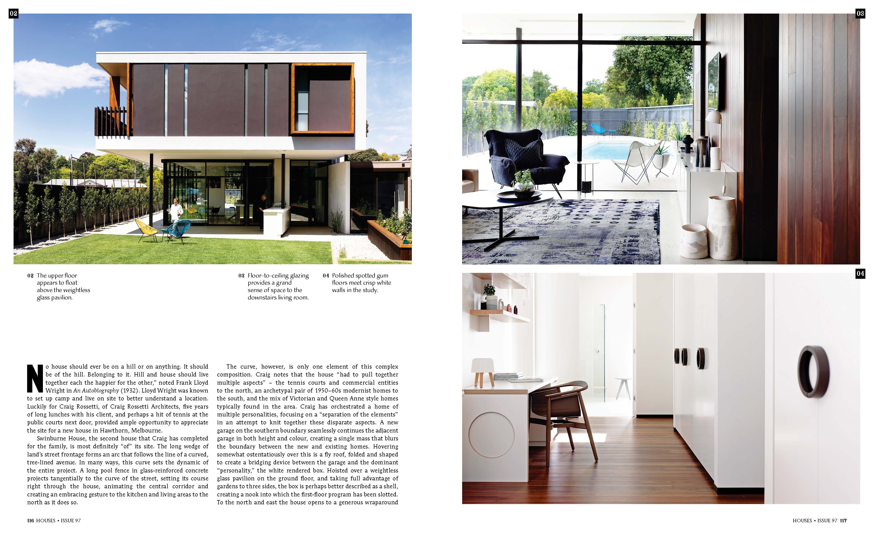 Doherty design studio for D architecture magazine